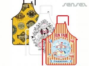 Full Colour Custom Aprons