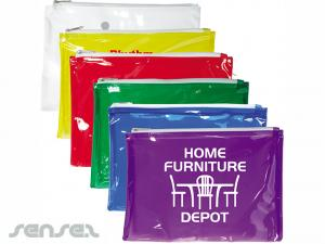 Cheap Colour PVC Pencil Pouches