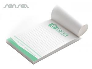 Cheap Small Notepads (102x148mm)