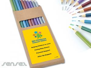 Eco Colouring Pencil Sets