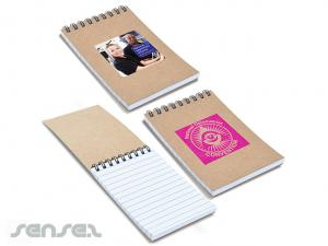 Cheap Eco Mini Spiral Notebooks