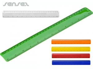 Colourful Rulers (30 cm).