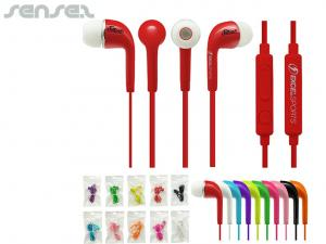 Cheap Earbud Printed Earphones