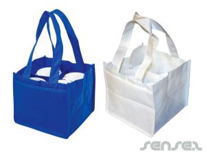 Non-woven Takeaway Cafe Bags