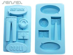 Custom Shaped Ice Cube Trays