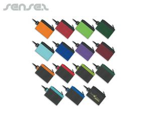 Colourful Coin Pouches
