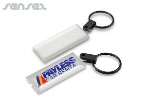 Screen Cleaner Key Rings lights