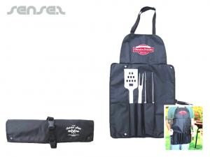 Apron Barbecue Sets