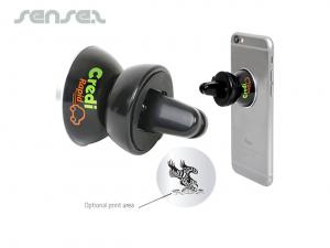 Metal Disc Phone Holders