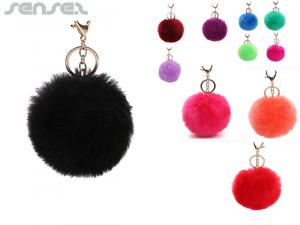 Fluffy Pom Pom Fur Ball Keryings