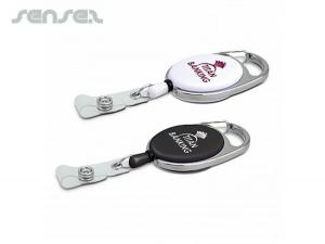 Broadway Retractable ID Holders