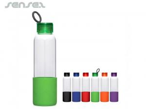 Glass Bottles With Sleeve (600ml)