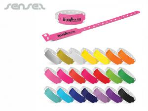 Plastic Event Wrist Bands