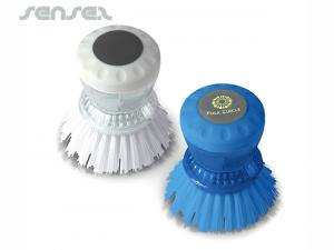 Kitchen Brushes with Dispenser