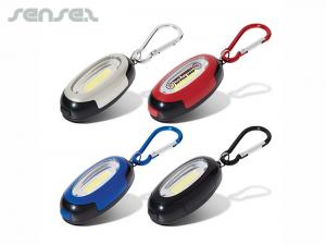 Carabiner Safety Lights