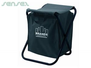 Folding Stools With Cooler Bags (20l)