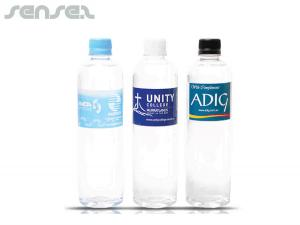 Natural Spring Water Bottles (575ml)