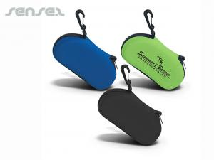EVA Sunglass Cases mit Clip