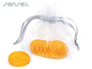 Wedding Chocolate Coins