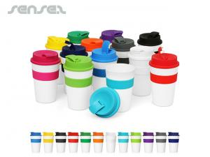 Palm Flip Top Cups 475ml