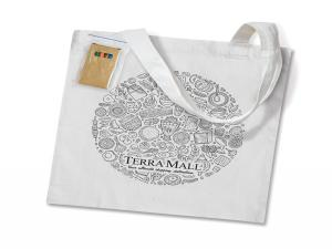 Mandala Colouring In Tote Bags