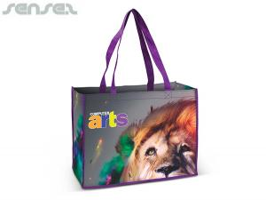 Event Colour Cotton Tote Bags