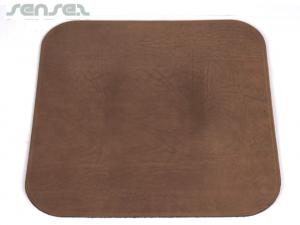 Luxurious Leather Mousemats
