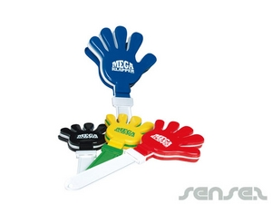 Hand Shaped Clappers (Small)
