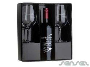 Premium Wine Presentation Box