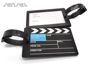 PVC Molded Luggage Tags