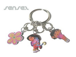 Charm Key Chains