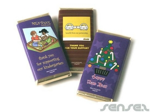 100 Gram Chocolate Bars