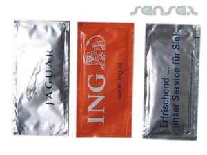 Sunscreen Sachets