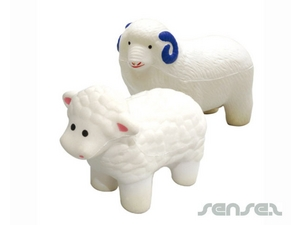 Sheep Stress Balls
