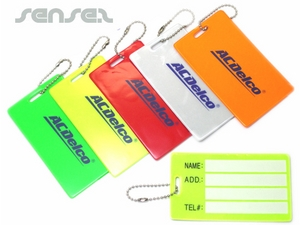 Reflective Luggage Tags