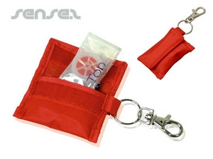 CPR Mask Key Chains