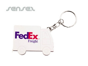 Measuring Tape Key Chains - Truck