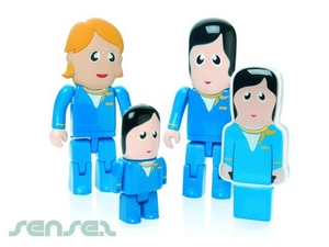 1GB USB-Sticks Hostess