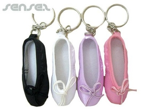 Ballerina Key Chains