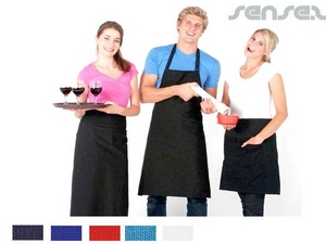 Long Bib & Short Aprons