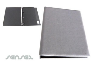 Canvas Binders