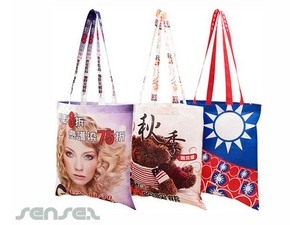 Photographic printed Polyester Bag