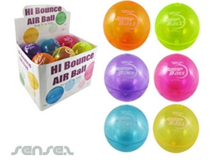 High Bounce Air Rubber Balls