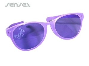 Oversized Clown Sunglasses (29 cm)