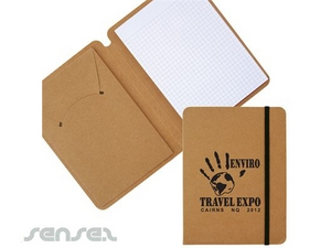 Adventurer Eco Notebooks A5