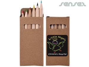 Little Colour Pencil Sets