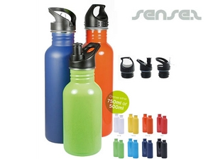 Corporate Colour Waterbottles  (500mL)
