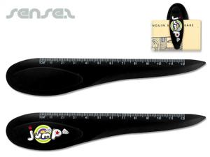 3 in 1 Ruler Letter Openers