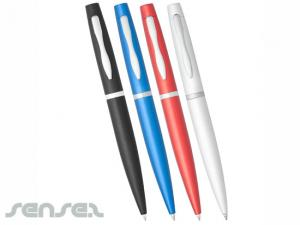 Twist Action Metal Pens