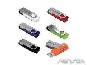 Swivel USB Sticks 2GB
